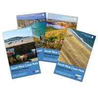 South West Coast Path | Full Set of Official National Trail Guide