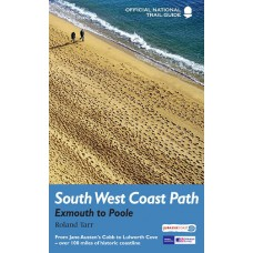 South West Coast Path | 4: Exmouth to Poole | Official National Trail Guide