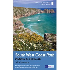 South West Coast Path | 2: Padstow to Falmouth | Official National Trail Guide