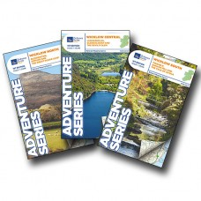 The Wicklow Way Map Bundle | 1:25,000 Adventure Series
