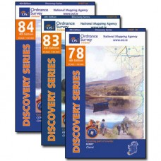 The Kerry Way Map Bundle | 1:50,000 Discovery Series