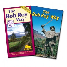 The Rob Roy Way | Guidebook and Map Bundle