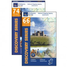 The Tipperary Heritage Way Map Bundle