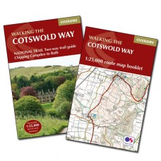 Walking the Cotswold Way | Guidebook and Map Booklet