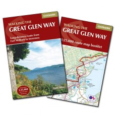 Walking the Great Glen Way | Guidebook and Map Booklet
