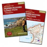 Walking the Pembrokeshire Coast Path | Guidebook and Map Booklet