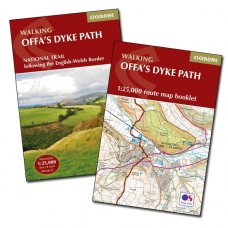 Walking Offa's Dyke Path   Guidebook and Map Booklet