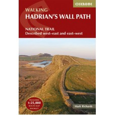 Walking Hadrian's Wall Path | Guidebook Only