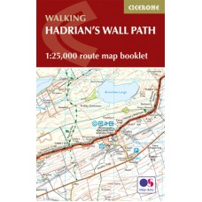 Walking Hadrian's Wall Path | Map Booklet Only