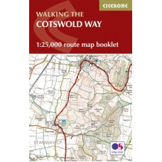 Walking the Cotswold Way | Map Booklet Only