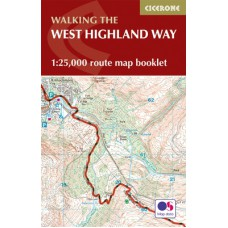 Walking the West Highland Way | Map Booklet Only