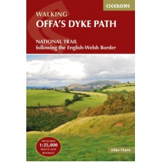 Walking Offa's Dyke Path | Guidebook Only