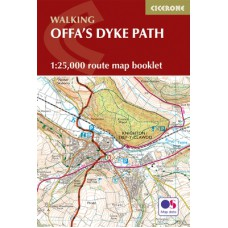Walking Offa's Dyke Path   Map Booklet Only