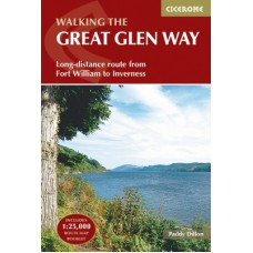 Walking the Great Glen Way | Guidebook Only