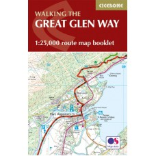 Walking the Great Glen Way | Map Booklet Only