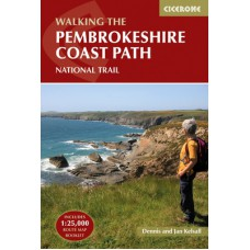 Walking the Pembrokeshire Coast Path | Guidebook Only