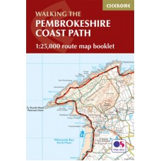 Walking the Pembrokeshire Coast Path | Map Booklet Only