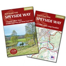 Walking the Speyside Way | Guidebook and Map Booklet