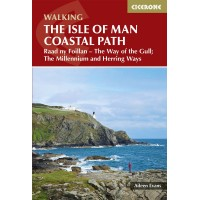 Walking the Isle of Man Coastal Path | Raad ny Foillan - The Way of the Gull; The Millennium and Herring Ways