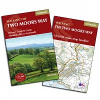 Walking the Two Moors Way   Devon's Coast to Coast