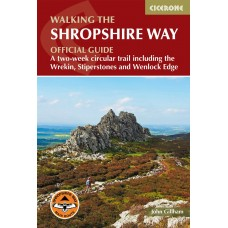 Walking the Shropshire Way   Official Guide