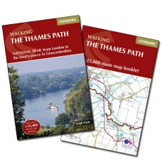 Walking the Thames Path | National Trail from London to the river's source in Gloucestershire