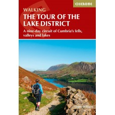 Walking the Tour of the Lake District | Guidebook and Map Booklet