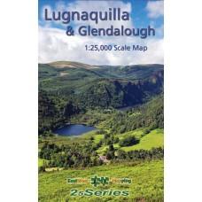 Lugnaquilla & Glendalough | 1:25,000 Scale Map | 25Series