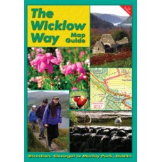 The Wicklow Way Map Guide | Clonegal to Marlay Park