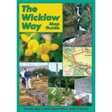 The Wicklow Way Map Guide | Marlay Park to Clonegal
