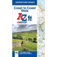 Coast to Coast Walk | A-Z Adventure Atlas