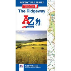 The Ridgeway | Official National Trail Map | A-Z Adventure Atlas