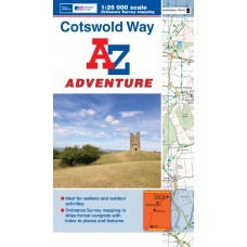 Cotswold Way | Official National Trail Map