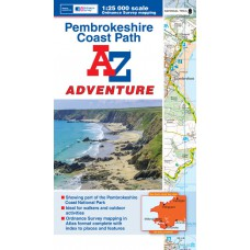 Pembrokeshire Coast Path | Official National Trail Map