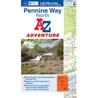 Pennine Way | North |  Official National Trail Map