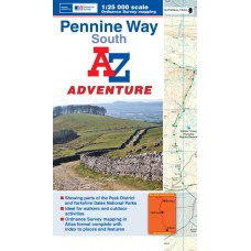 Pennine Way | South | Official National Trail Map