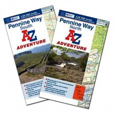 Pennine Way | South and North | Official National Trail Maps
