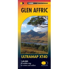 Glen Affric | Ultramap | XT40 Map Series