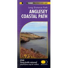 Anglesey Coastal Path | Long Distance Path | XT40 Map Series