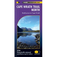 Cape Wrath Trail North | National Trail Map | XT40 Map Series