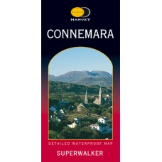 Connemara | Superwalker Map Series