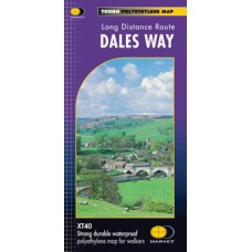 Dales Way | Long Distance Route | XT40 Map Series