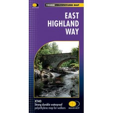 East Highland Way | Long Distance Trail | XT40 Map Series