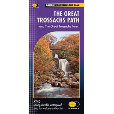 The Great Trossachs Path | and The Great Trossachs Forest | XT40 Map Series