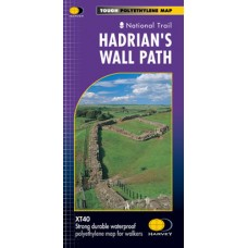 Hadrian's Wall Path | National Trail Map | XT40 Map Series