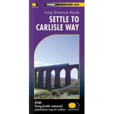 Settle to Carlisle Way | Long Distance Route | XT40 Map Series