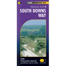 South Downs Way | National Trail Map | XT40 Map Series