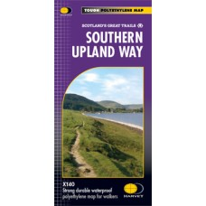 Southern Upland Way | Scotland's Great Trails Map | XT40 Map Series