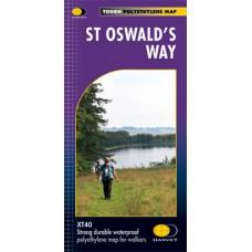 St Oswald's Way |  XT40 Map Series