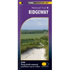 Ridgeway | National Trail Map | XT40 Map Series